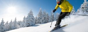 Soğuk ve Karlı Havaya İnat Kayak Tatili